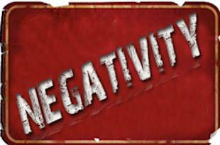 Negativity in Business image Negativity in Business