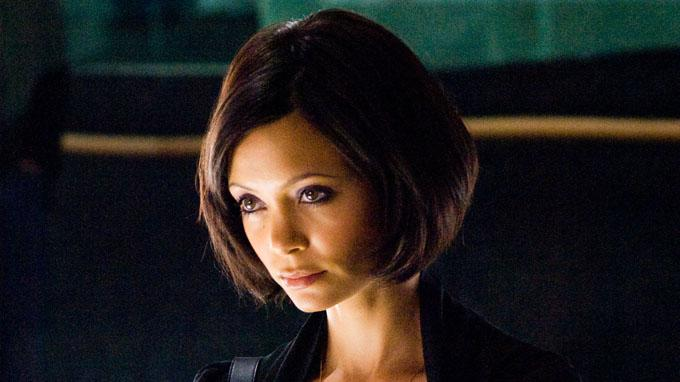 Thandie Newton RocknRolla Production Stills Warner Bros. 2008