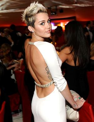 Miley Cyrus Tops Maxim's Hot 100 List, Reveals News Early on Twitter