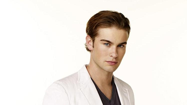 Chace Crawford stars as Nate in Gossip Girl.