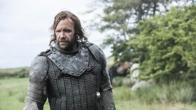 Rory McCann as Sandor 'The Hound' -- HBO