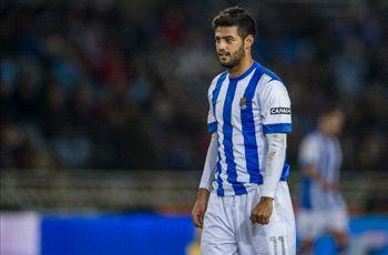 Carlos Vela grabs stoppage-time winner for Sociedad