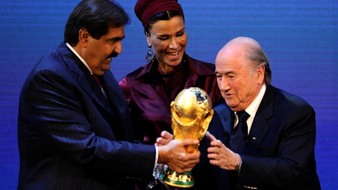 Football - 2018 and 2022 World Cup bidding to be investigated, documents seized