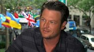Blake Shelton Discusses Simon Cowell's The Voice Rants -- Access Hollywood