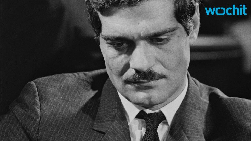 Actor Omar Sharif Suffering From Alzheimer's - Agent