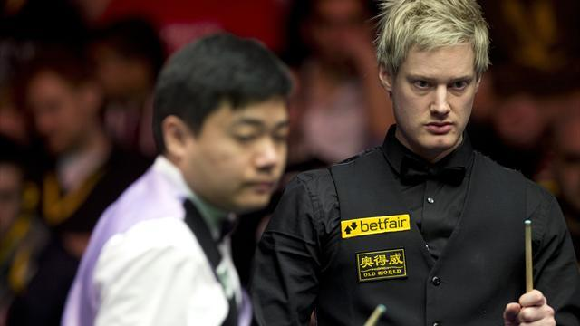 Snooker - World Snooker Rankings