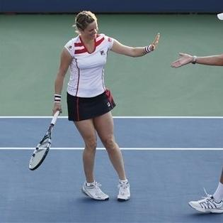 Clijsters' career ends after mixed doubles loss The Associated Press Getty Images Getty Images Getty Images Getty Images Getty Images Getty Images Getty Images
