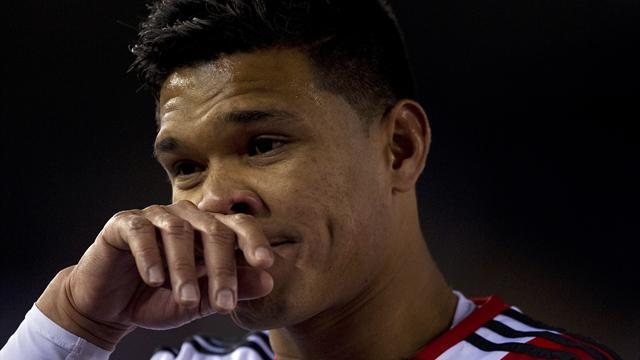 South American Football - Gutierrez scores on debut but River Plate lose