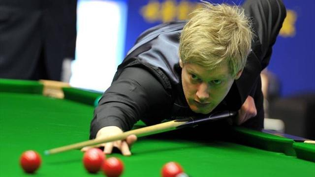 Snooker - Robertson interview: 'Snooker no longer a sport where greedy or lazy can prosper'