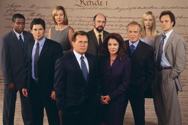 """The West Wing"" - die Erfolgsshow"