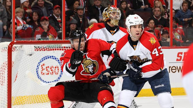 Florida Panthers v Ottawa Senators