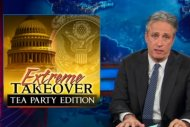 Jon Stewart: John McCain Can't Knock the Tea Party, He Gave Us Sarah Palin (Video)