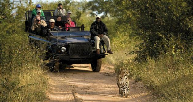 رحلة في محمية طبيعية