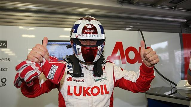 WTCC - Muller takes fourth pole of season in Moscow