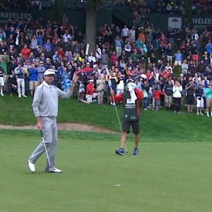 Bubba Watson reclaims the title again at Travelers