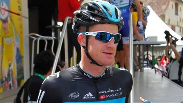 Cycling - Rogers joins Saxo-Tinkoff from Sky