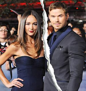 Kellan Lutz Breaks Up With Sharni Vinson