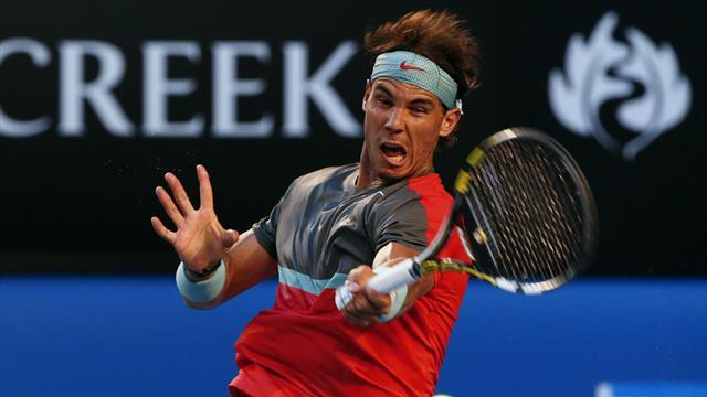 Tennis - Recuperating Nadal on course for Buenos Aires event
