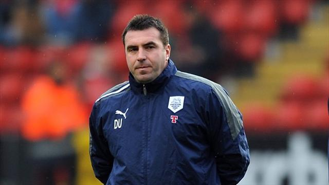 Football - Unsworth leaves Blades