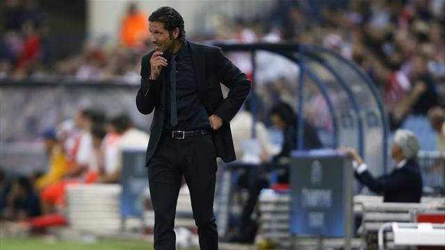 Liga - Atletico's season-end focus: Eat, rest, travel, play