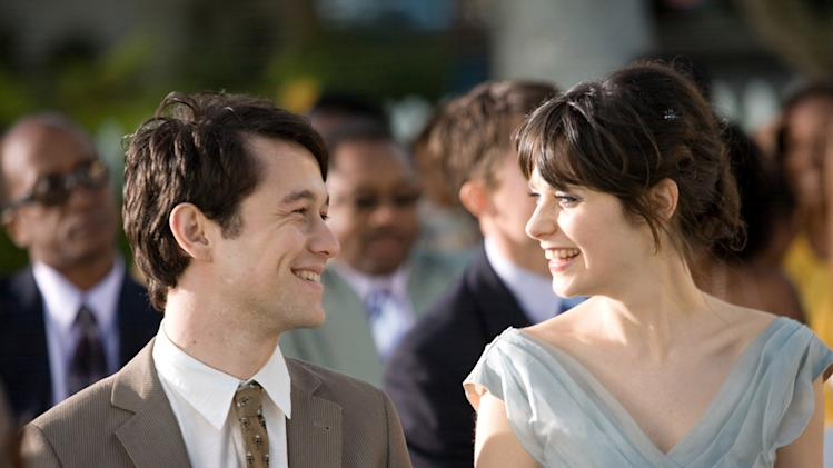 Joseph Gordon-Levitt Zooey Deschanel (500) Days of Summer Production Stills Fox Searchlight 2009