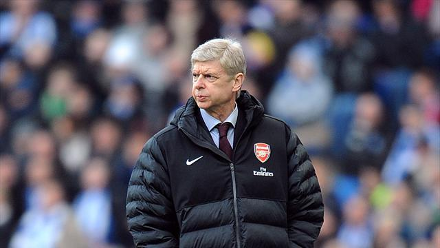Football - Wenger concerned at lack of maturity