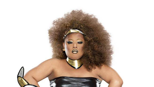 "Jiggly Caliente competes in Season 4 of ""RuPaul's Drag Race."""