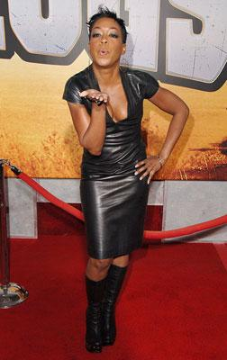 Tichina Arnold at the Los Angeles premiere of Touchstone Pictures' Wild Hogs