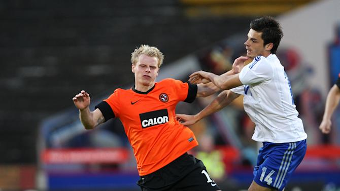 Gary Mackay-Steven has the ability to trouble Dinamo Moscow, according to Johnny Russell