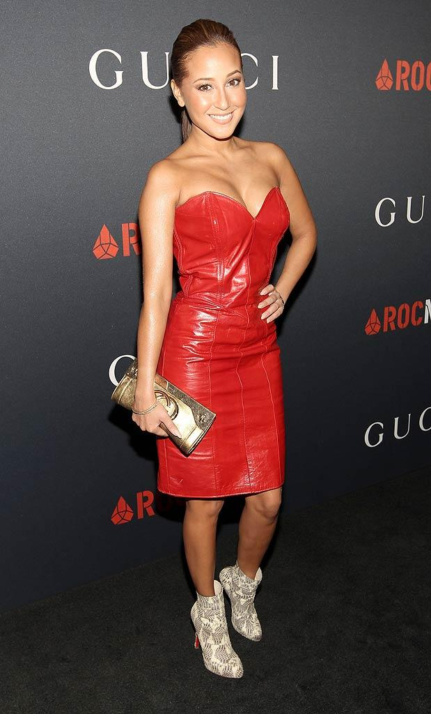 Adrienne Bailon Gucci Brnch