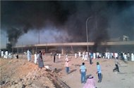 Riyadh truck explosion leaves many dead