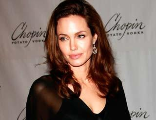 pst Angelina Jolie Honored