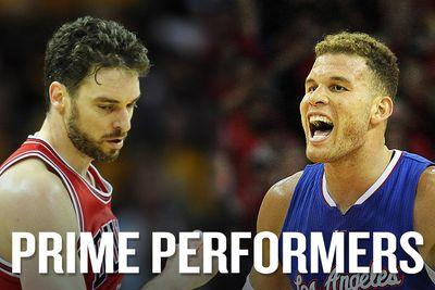 How Blake Griffin and Pau Gasol are dominating the NBA Playoffs