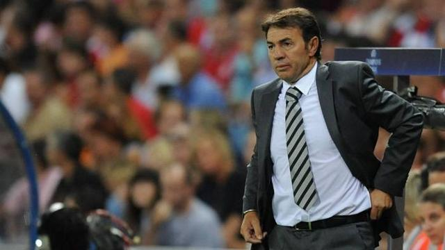 Liga - Celta Vigo appoint Resino after sacking Herrera