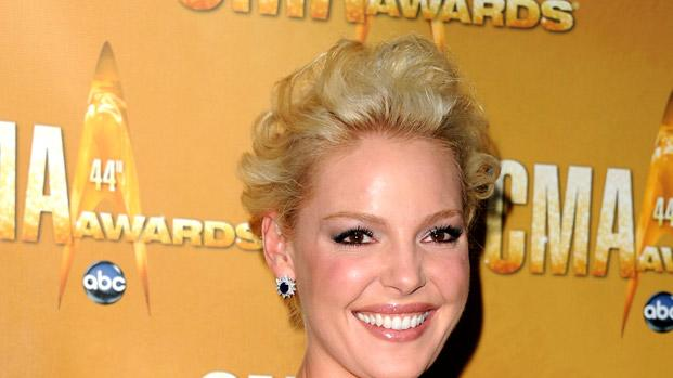 Katherine Heiglth AnnualCMA Awards