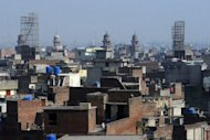 A view of Pakistan's second largest city of Lahore, where the widow of a Pakistani man shot dead by CIA contractor Raymond Davis last year has been killed by her father for refusing to marry