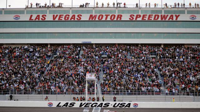 UFC Considering Hosting an Event at Las Vegas Motor Speedway