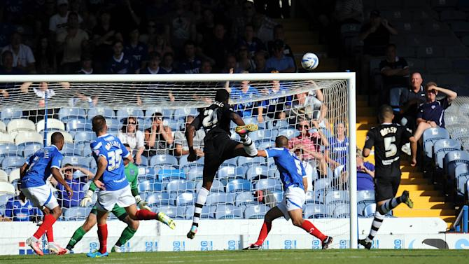 Soccer - Sky Bet Football League Two - Portsmouth v Chesterfield - Fratton Park