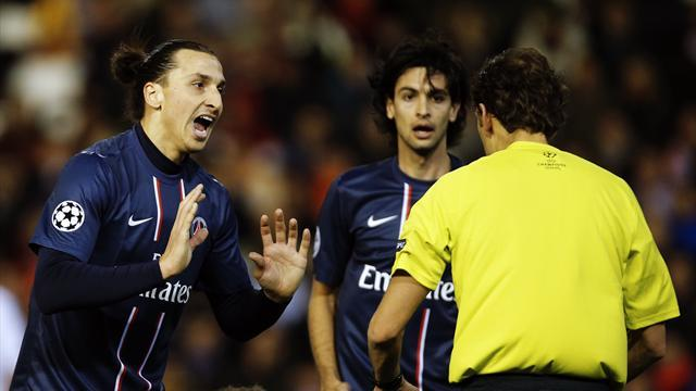 Champions League - Ibrahimovic to face UEFA hearing