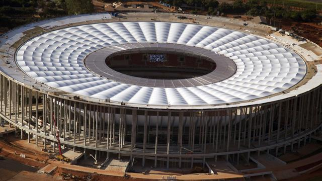 Football - FIFA expect attendance record at Confederations Cup
