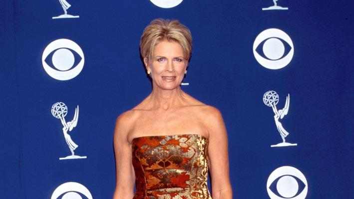 Candice Bergen at The 50th Annual Primetime Emmy Awards.