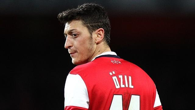 Premier League - Wenger: I'd drop Ozil if required