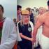 Vince Vaughn, Lady Gaga and Taylor Kinney Plunge Into Frozen Water for Special Olympics (Video)