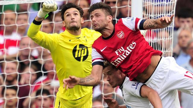 Premier League - Giroud: Lloris would 'quite like' to join Arsenal