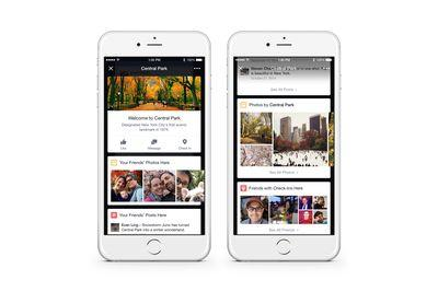 Facebook Place Tips will try to put useful info about your location right into the News Feed