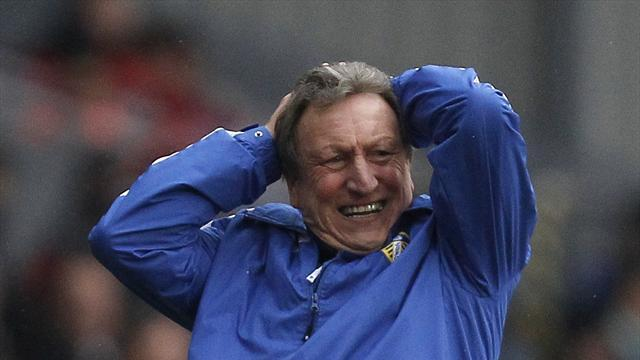 Championship - Warnock rules out Wednesday job