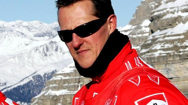 Formula 1 - Schumacher's head-cam 'may have acted like hammer on his skull'