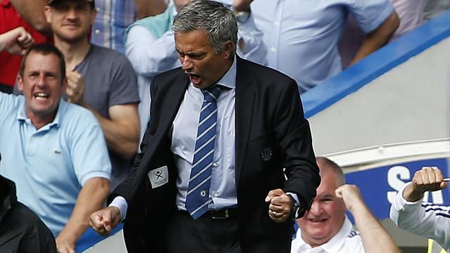 Premier League - Mourinho's second coming begins with win over Hull