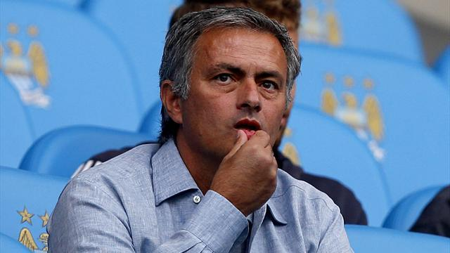 Champions League - Mourinho: City building for Euro glory