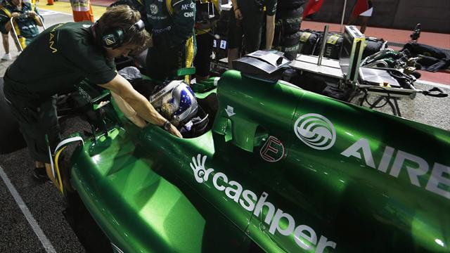 Formula 1 - Caterham: 2012 effort cost us